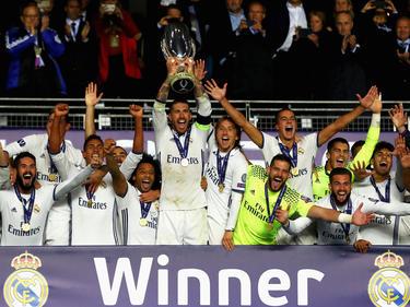 El Real Madrid jugaría el torneo por ser Supercampeón de Europa. (Foto: Getty)