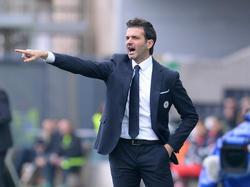 Andrea Stramaccioni wurde als Trainer von Sparta Prag beurlaubt