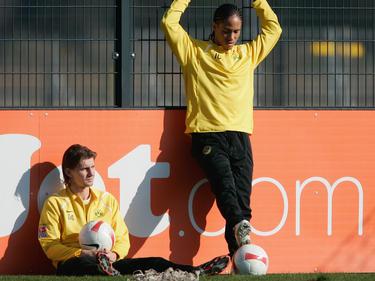 Steven Pienaar (r.) blieb in seiner Zeit beim BVB ohne Pflichtspieltreffer