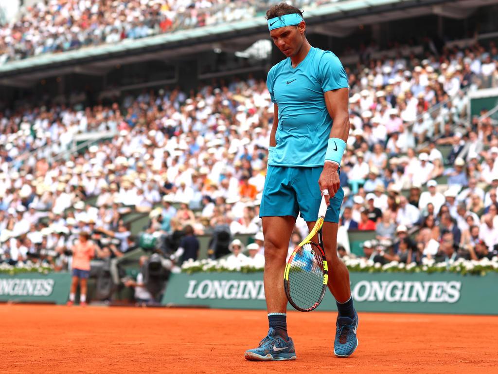Rafael Nadal muss auf eine Teilnahme in Queens verzichten