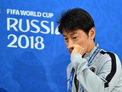 Südkoreas Trainer Tae-yong Shin fürchtet in Rostow am Don einen negativen Einfluss der Hitze auf sein Team