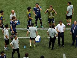 Japan nur dank Fair-Play-Wertung im WM-Achtelfinale