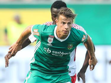 Stefan Schwab ist Rapids Spieler der Saison 2017/18