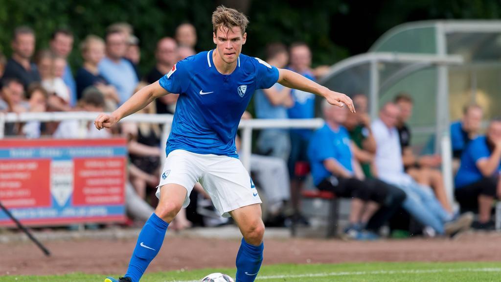 Simon Lorenz wechselt zum TSV 1860 München