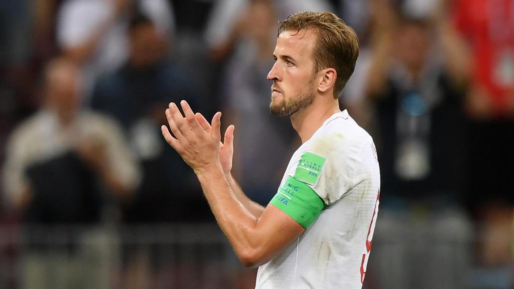 Harry Kane scheiterte im WM-Halbfinale mit England an Kroatien