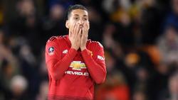 Manchester United scheiterte an den Wolverhampton Wanderers