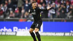 Luka Jovic spielt eine überragende Bundesliga-Saison