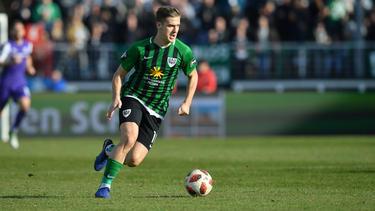 Martin Kobylanski wechselt von Preußen Münster zu Eintracht Braunschweig