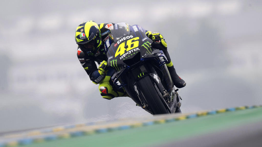 Valentino Rossi schöpft Motivation aus den Duellen mit jüngeren Fahrern