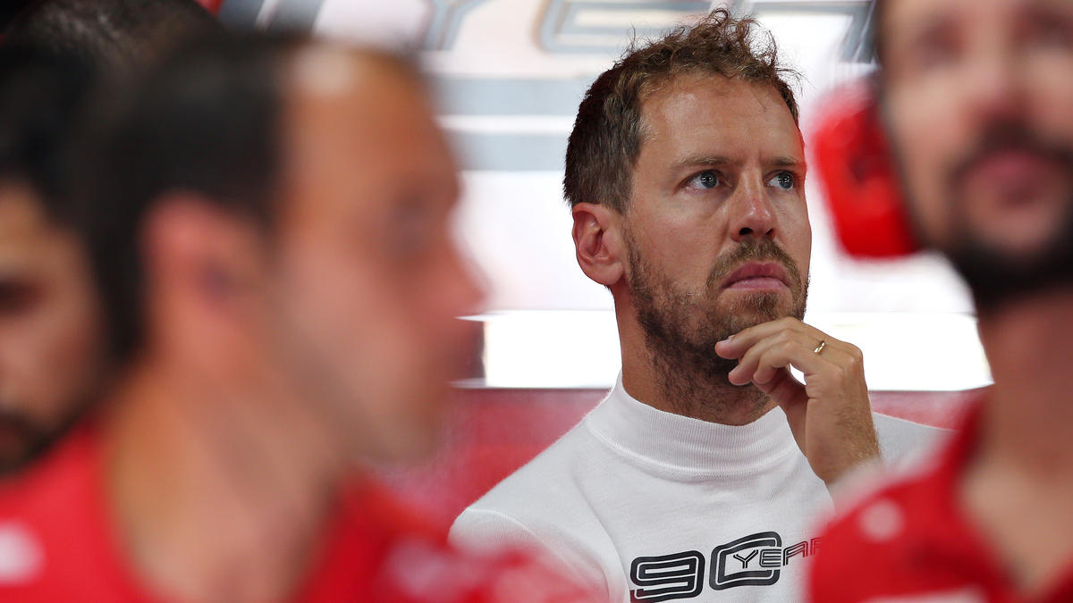 Strafe Vettel