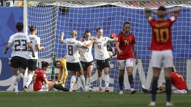 Zweiter Sieg im zweiten Spiel für die DFB-Frauen