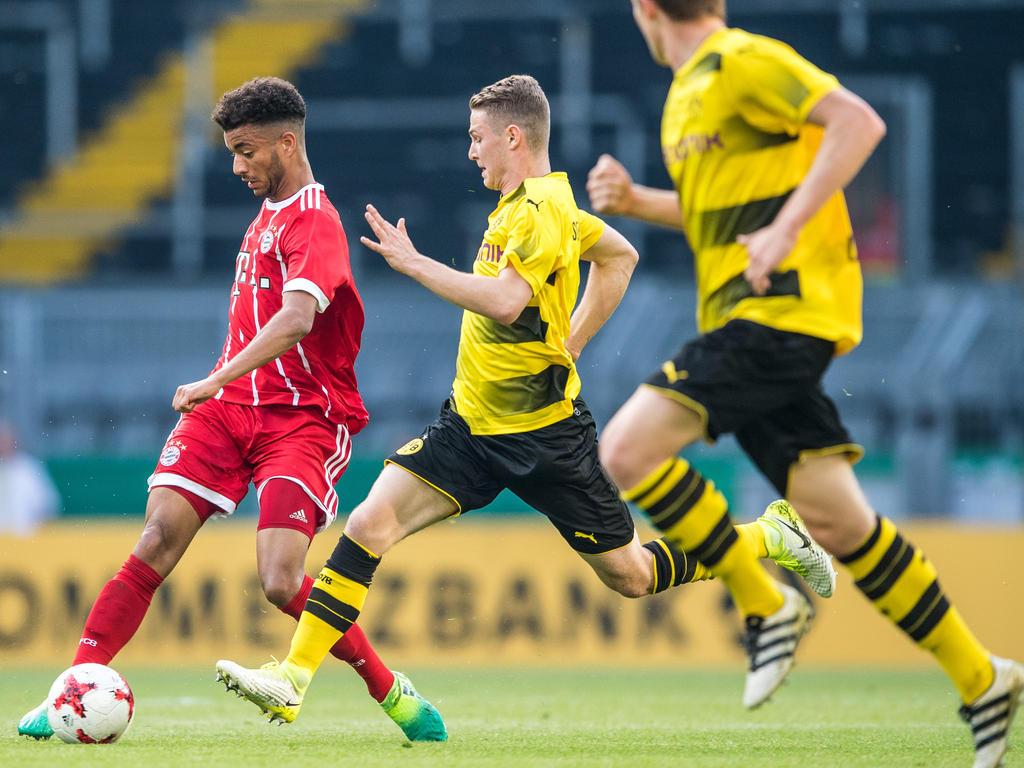 In der ersten Runde des DFB-Juniorenpokals trifft der FC Bayern auf den BVB