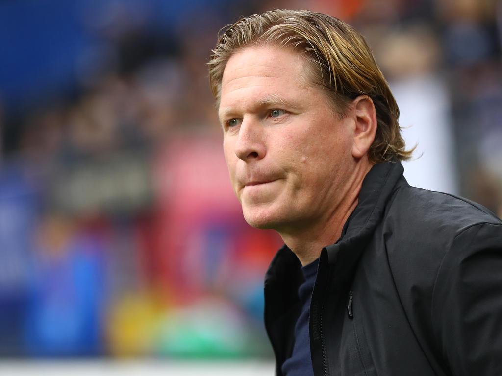 Markus Gisdol trifft mit dem HSV auf den FSV Mainz 05
