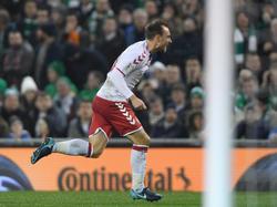 Dänemarks Matchwinner gegen Irland: Christian Eriksen