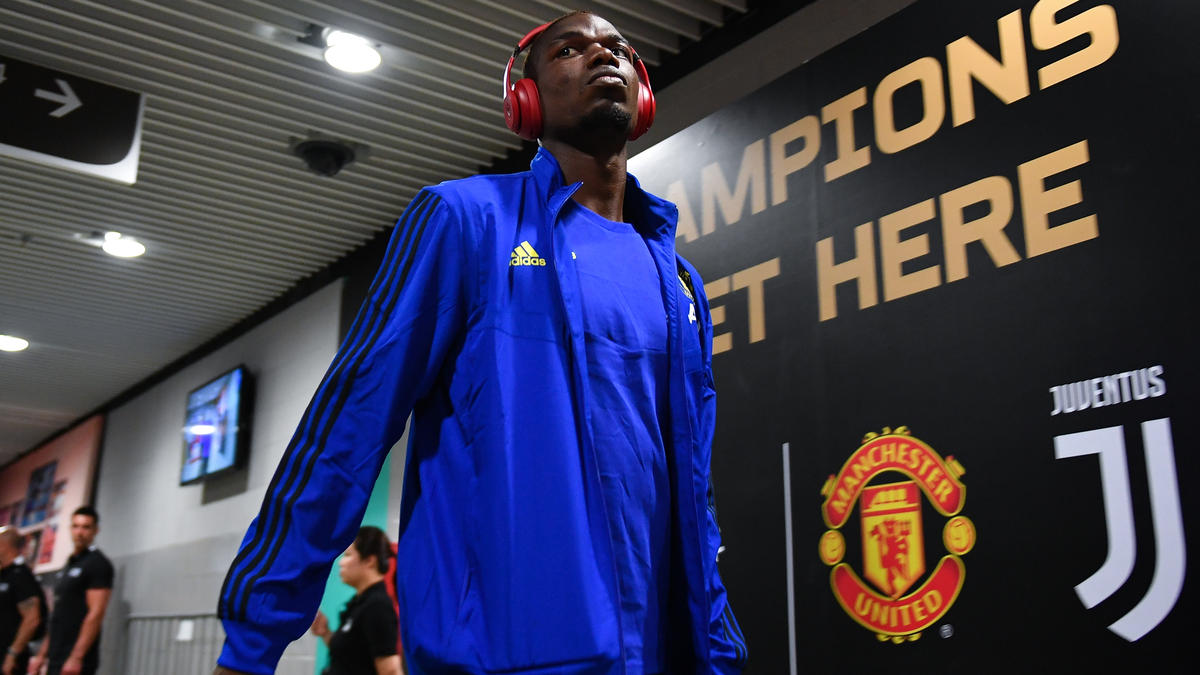 Verlässt Paul Pogba Manchester United?