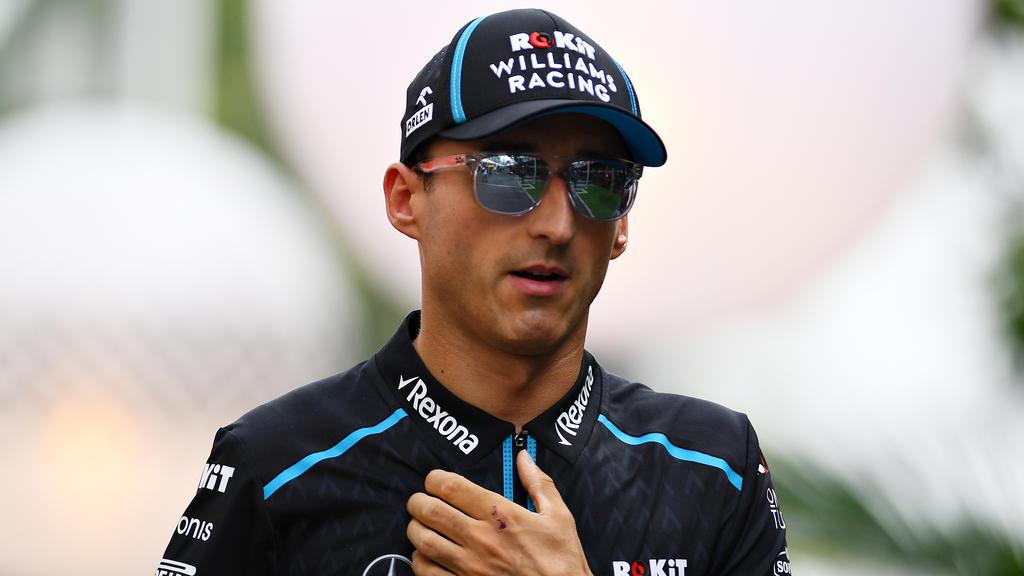Die Formel-1-Karriere von Robert Kubica ging am Sonntag in Abu Dhabi zu Ende