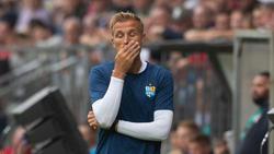 David Bergner kritisiert Umfeld beim Chemnitzer FC