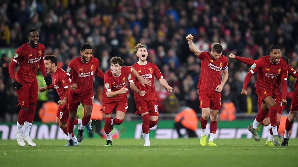 El Liverpool va camino de batir un récord esta campaña.