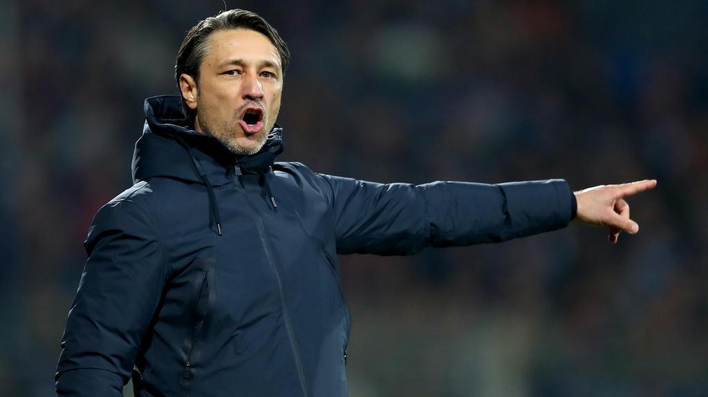 Niko Kovac äußerte sich zu den jüngsten Spekulationen