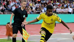 Ansgar Knauff war der Matchwinner des BVB