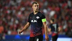 Willi Orban möchte im Februar wieder auf den Fußballplatz zurückkehren