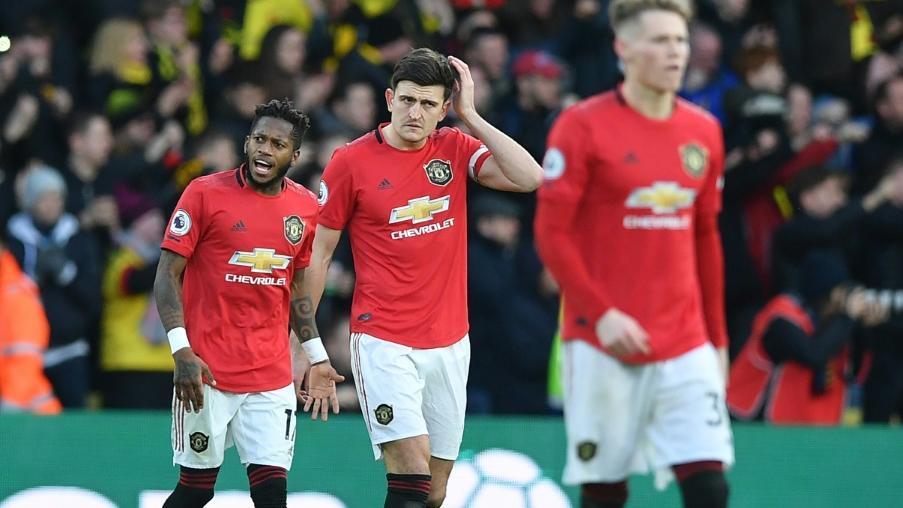 Nächster Tiefpunkt für Manchester United in der Premier League