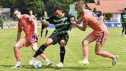 Hoffenheim verhinderte gegen Fürth nur mit Mühe die zweite Niederlage im zweiten Test