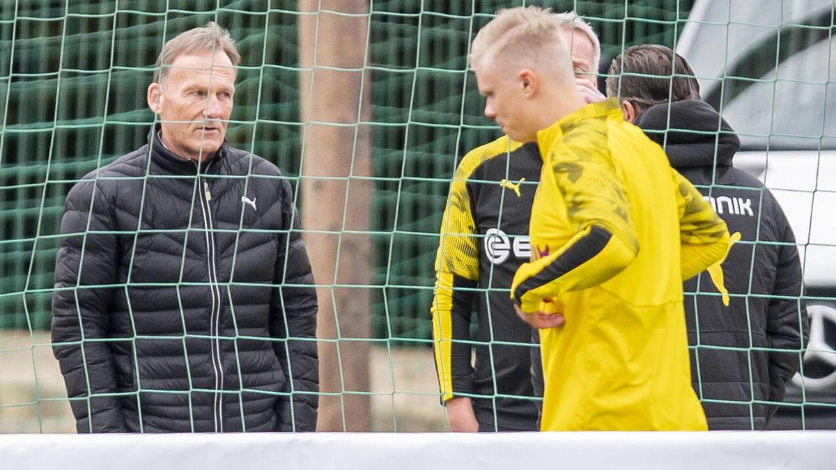 Verlässt Erling Haaland den BVB im Sommer?