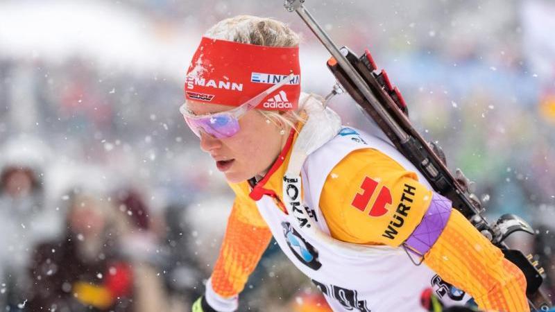 Hat bereits WM-Luft geschnuppert, als Ersatzfrau 2019: Karolin Horchler