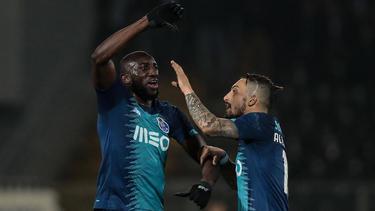 Ist mit dem FC Porto bei Bayer Leverkusen zu Gast: Moussa Marega