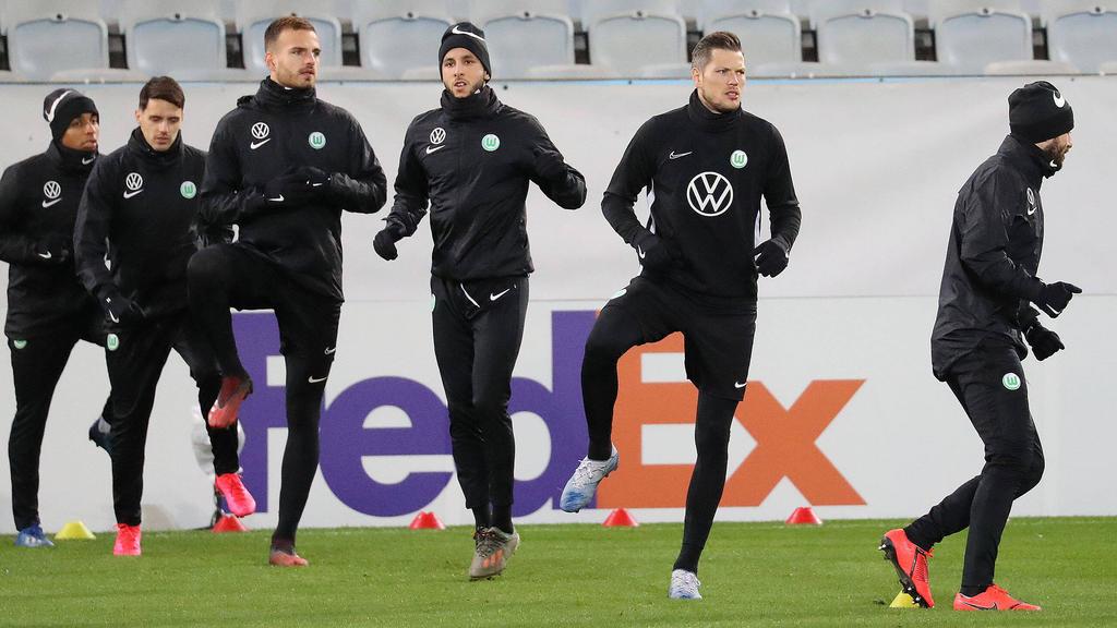 VfL Wolfsburg nimmt Team-Training wieder auf