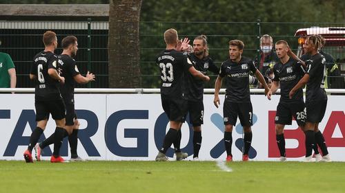 Der VfL Osnabrück hatte reichlich Mühe