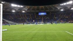 Ab Oktober könnten wieder mehr Fans im Olympiastadion zugelassen werden