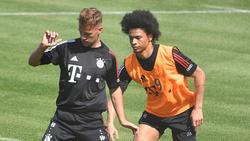 Wann kehren Kimmich und Sané vom FC Bayern zurück?