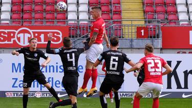 Der 1. FC Kaiserslautern hat einen Heimsieg gegen Magdeburg verpasst