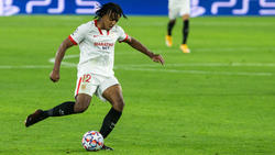 Jules Koundé ist Stammspieler beim FC Sevilla