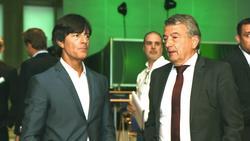 Joachim Löw erhält Rückendeckung von Wolfgang Niersbach