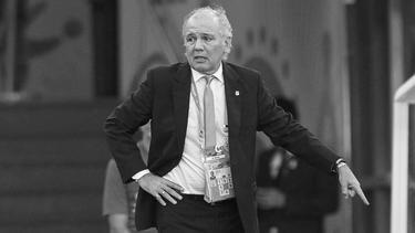 Argentinien trauert um Alejandro Sabella