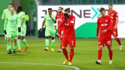 Bei RB Leipzig läuft es noch nicht nach Maß