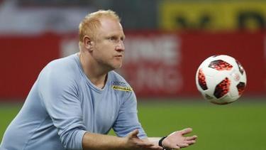 Trainer Heiko Vogel wird unsportliches Verhaltens gegenüber zwei Schiedsrichter-Assistentinnen zur Last gelegt