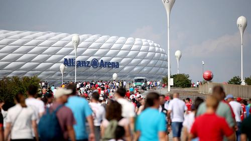 Keine EM-Spiele im Stadion des FC Bayern?