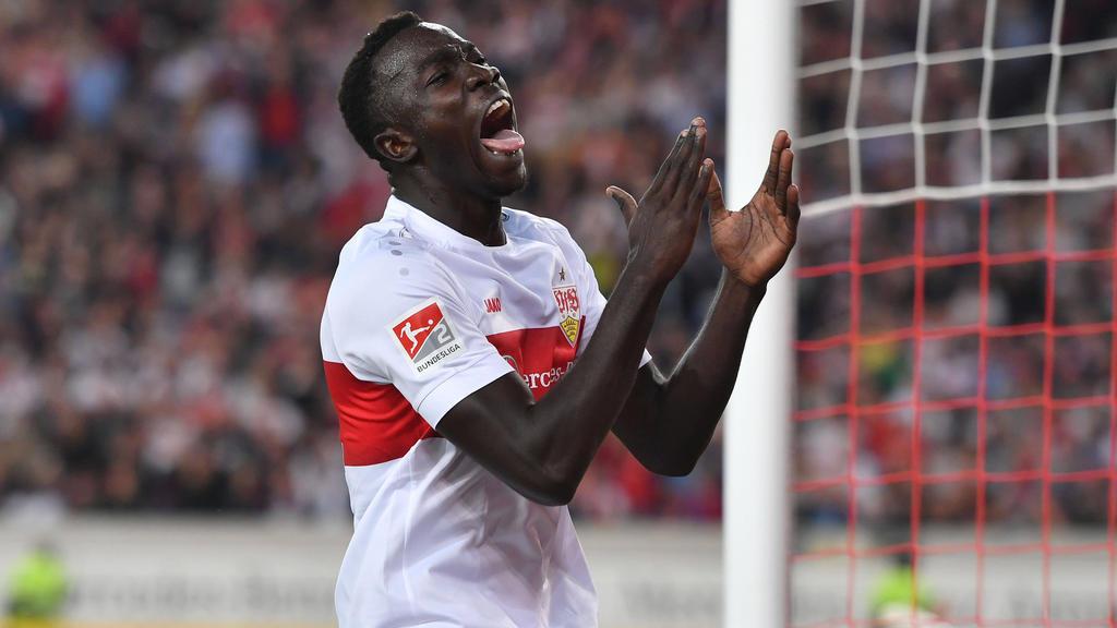 VfB-Stürmer Silas Katompa Mvumpa spielte unter falschem Namen