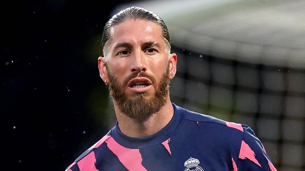 Sergio Ramos ist verletzt