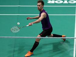 Marc Zwiebler bei den Singapur Open