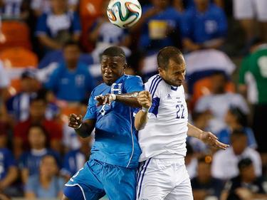 Sein bislang letztes Länderspieltor erzielte Omer Damari (rechts) gegen Honduras