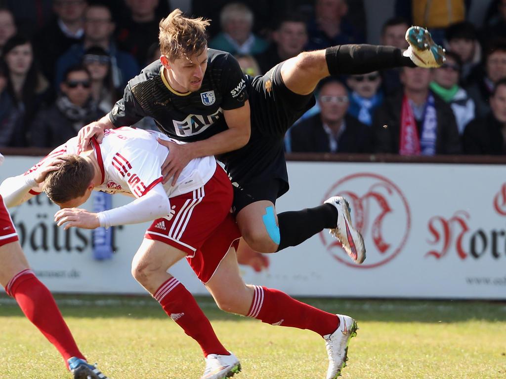 Aufstiegsrunde Regionalliga