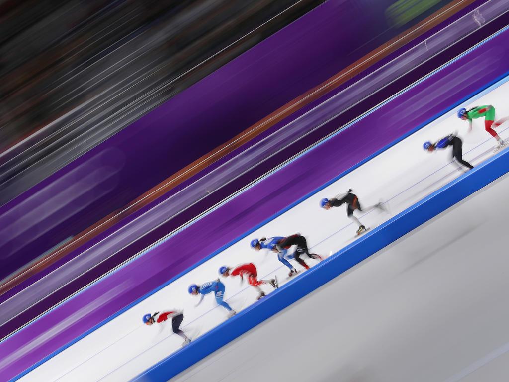 Das Eisschnelllauf-Finale im Massenstart verfolgten fast vier Millionen Zuschauer