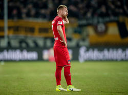 Marc Schnatterer fehlt dem 1. FC Heidenheim im Saisonendspurt