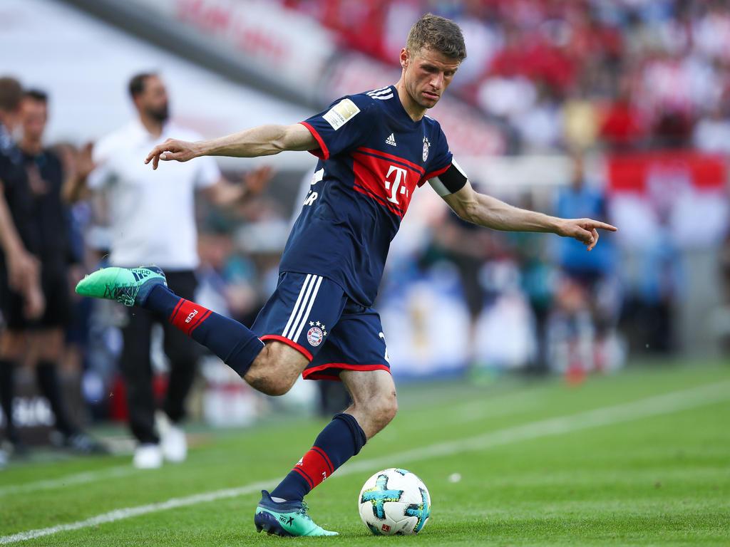 Thomas Müller und Co. messen sich mit den Stars von Manchester United
