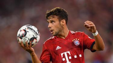 Juan Bernat verlässt den FC Bayern